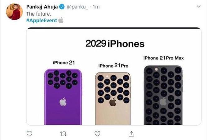 Ảnh chế hài hước, chê thậm tệ kiểu dáng iPhone mới ảnh 5