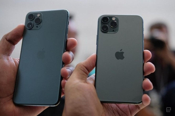 iPhone 11, 11 Pro và 11 Pro Max khác nhau thế nào? ảnh 1