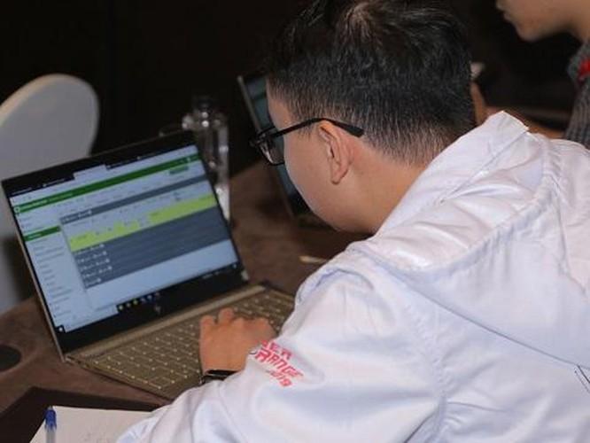 Ba doanh nghiệp viễn thông Việt dẫn đầu cuộc thi bảo mật Cyber Range ảnh 2