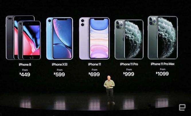 iPhone XS, XS Max đã bị khai tử ảnh 1