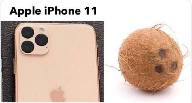 Ảnh chế hài hước, chê thậm tệ kiểu dáng iPhone mới ảnh 2