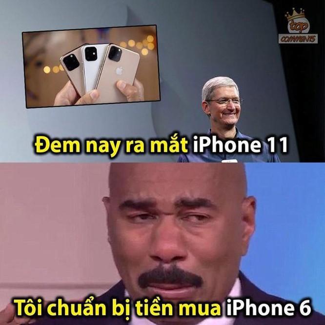 Ảnh chế hài hước, chê thậm tệ kiểu dáng iPhone mới ảnh 14
