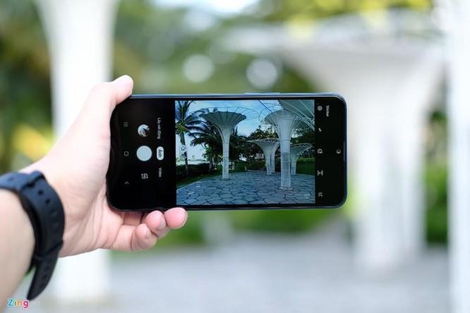 Galaxy A10s - chip mạnh, camera kép, pin 4.000 mAh, giá dưới 4 triệu ảnh 6