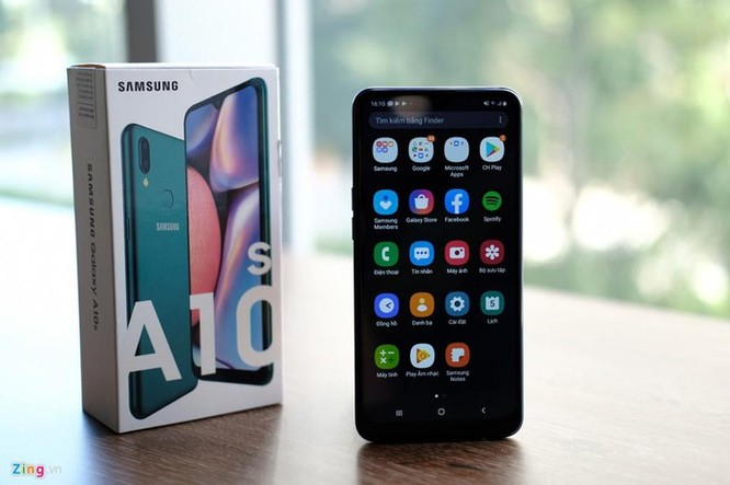 Galaxy A10s - chip mạnh, camera kép, pin 4.000 mAh, giá dưới 4 triệu ảnh 9