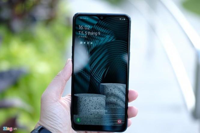 Galaxy A10s - chip mạnh, camera kép, pin 4.000 mAh, giá dưới 4 triệu ảnh 10