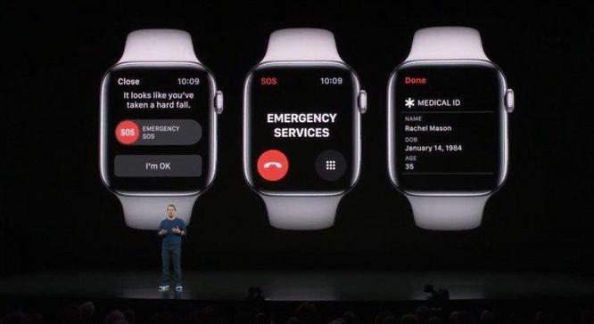 Apple Watch series 5: Màn hình always-on, có thêm tính năng gọi cấp cứu vô cùng hữu dụng ảnh 4