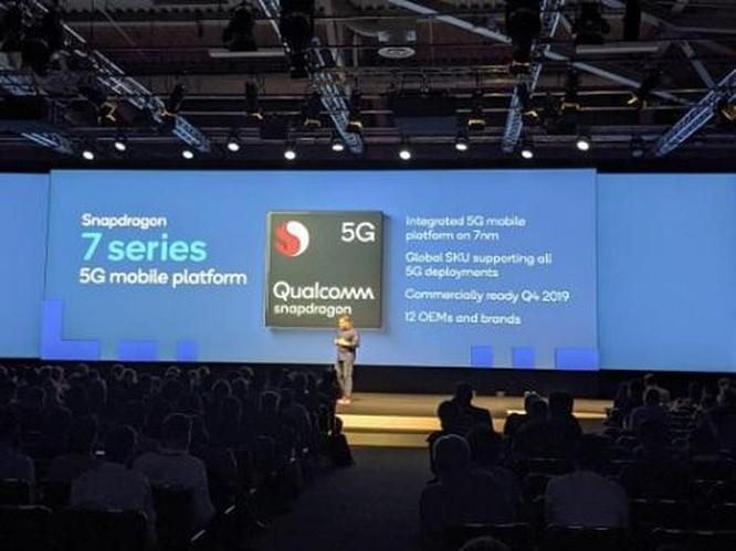 Realme sẽ ra mắt sản phẩm đón đầu xu hướng nền tảng di động 5G ảnh 1