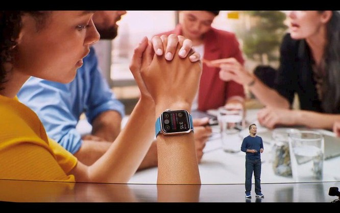 Apple Watch series 5: Màn hình always-on, có thêm tính năng gọi cấp cứu vô cùng hữu dụng ảnh 2