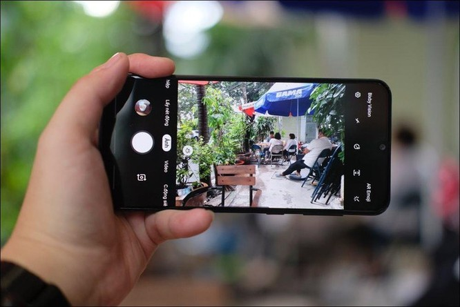 Mở hộp Samsung A50s: Nâng cấp về camera và nhiều màu sắc hơn so với A50 ảnh 10