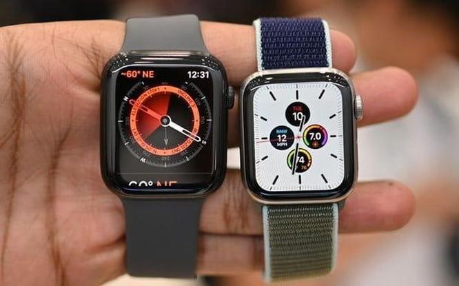 Apple Watch series 5: Màn hình always-on, có thêm tính năng gọi cấp cứu vô cùng hữu dụng ảnh 3