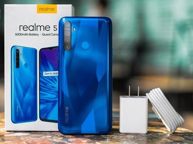 Realme 5 sắp ra mắt thị trường Việt, giá dưới 5 triệu đồng ảnh 2