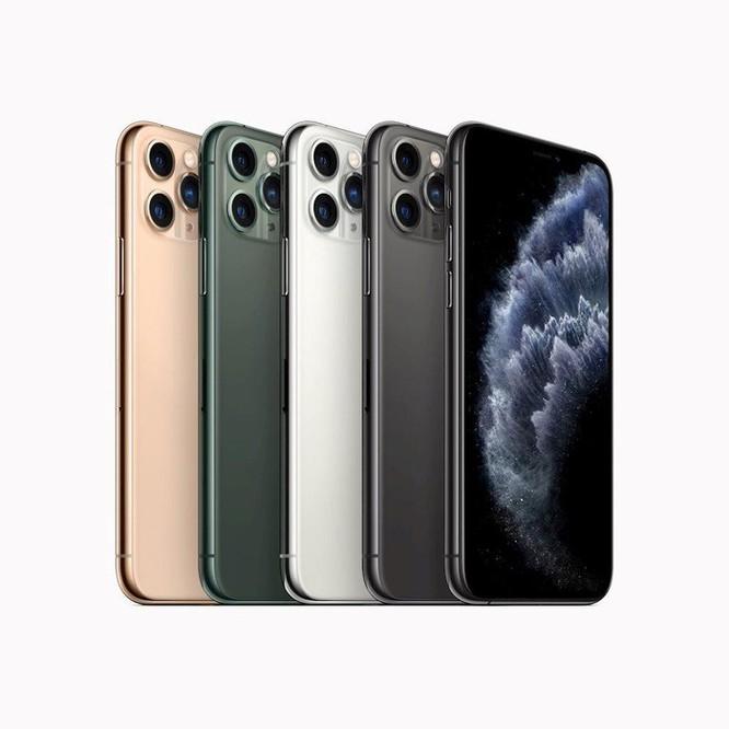 Apple hy sinh độ mỏng để bù đắp cho dung lượng pin trên iPhone 11 ảnh 2