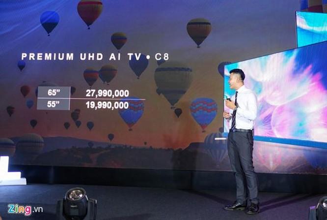 TCL ra mắt TV C8 - màn hình 55 inch 4K, giá 20 triệu đồng ảnh 8