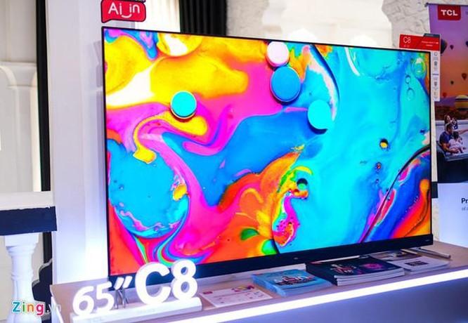 TCL ra mắt TV C8 - màn hình 55 inch 4K, giá 20 triệu đồng ảnh 2