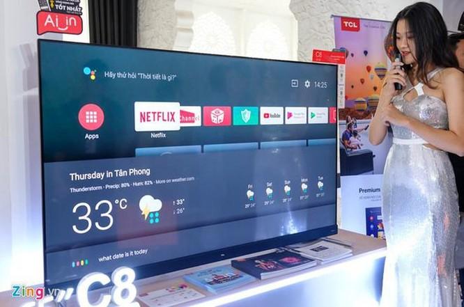 TCL ra mắt TV C8 - màn hình 55 inch 4K, giá 20 triệu đồng ảnh 6