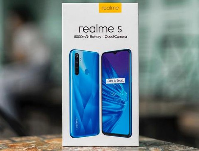 Realme 5 sắp ra mắt thị trường Việt, giá dưới 5 triệu đồng ảnh 1
