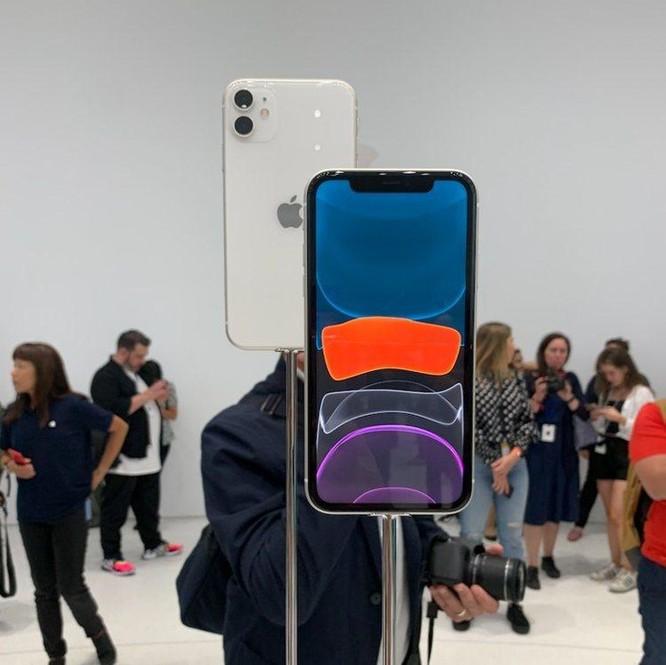 Màu sắc thực tế của iPhone 11, iPhone 11 Pro và iPhone 11 Pro Max ảnh 6