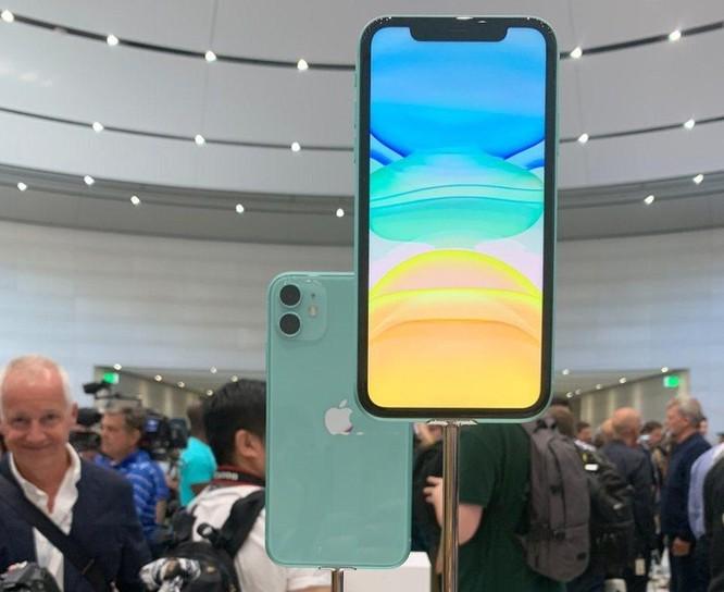 Màu sắc thực tế của iPhone 11, iPhone 11 Pro và iPhone 11 Pro Max ảnh 10