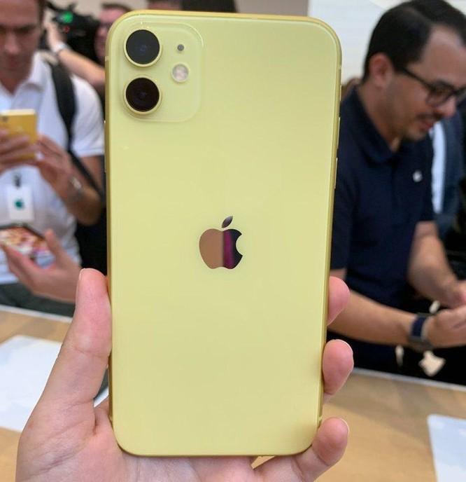 Màu sắc thực tế của iPhone 11, iPhone 11 Pro và iPhone 11 Pro Max ảnh 9