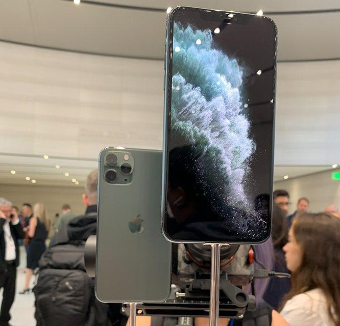 Màu sắc thực tế của iPhone 11, iPhone 11 Pro và iPhone 11 Pro Max ảnh 2