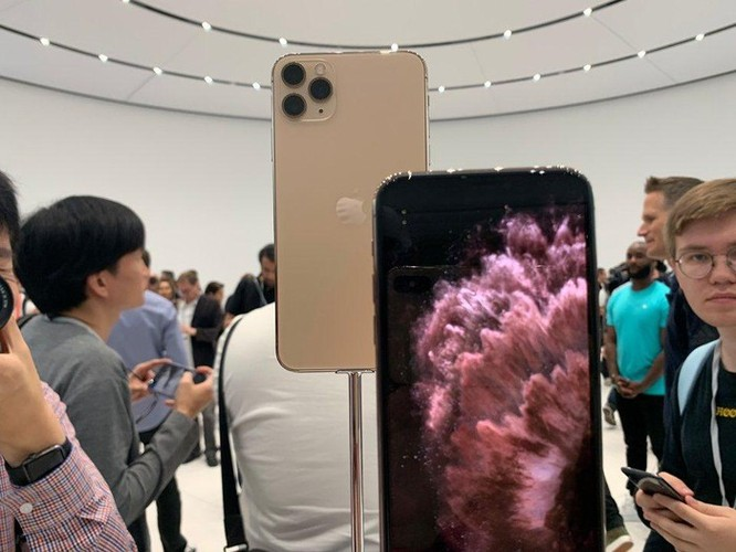 Màu sắc thực tế của iPhone 11, iPhone 11 Pro và iPhone 11 Pro Max ảnh 4