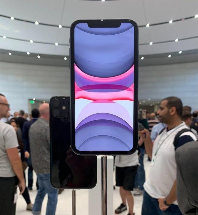 Màu sắc thực tế của iPhone 11, iPhone 11 Pro và iPhone 11 Pro Max ảnh 7