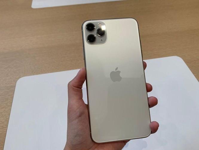 Màu sắc thực tế của iPhone 11, iPhone 11 Pro và iPhone 11 Pro Max ảnh 3