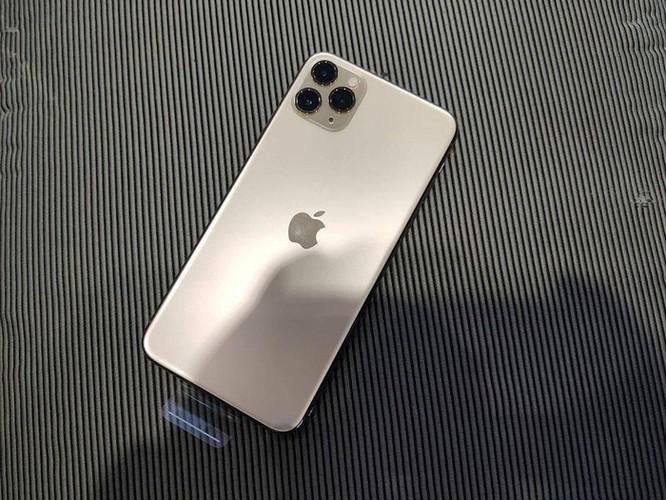 iPhone11 Pro Max bất ngờ xuất hiện tại Việt Nam ảnh 1