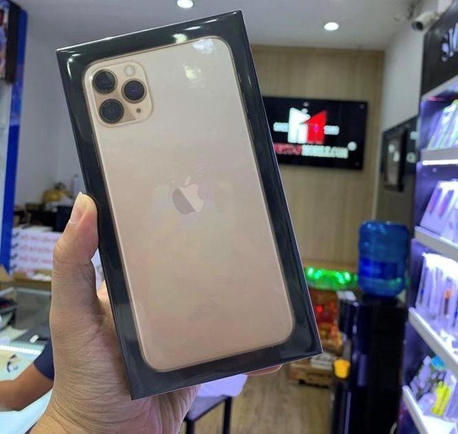 iPhone11 Pro Max bất ngờ xuất hiện tại Việt Nam ảnh 3