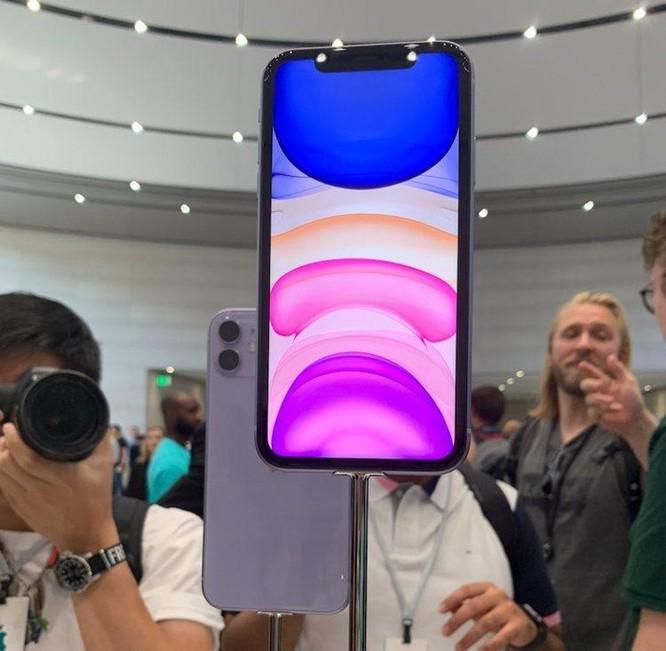 Màu sắc thực tế của iPhone 11, iPhone 11 Pro và iPhone 11 Pro Max ảnh 11