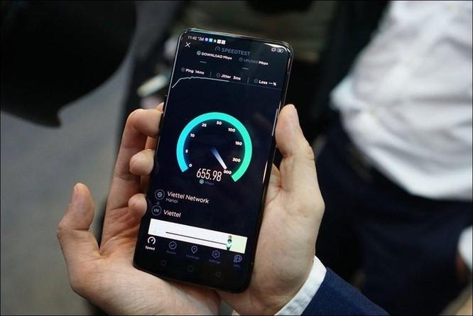 Oppo sẽ thương mại sản phẩm 5G đầu tiên tại Việt Nam vào năm 2020 ảnh 1