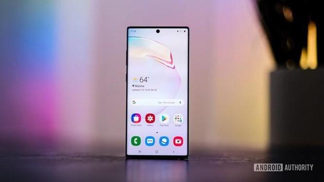 Galaxy Note 10 phá kỷ lục đạt doanh số 1 triệu chiếc nhanh nhất ảnh 1