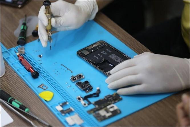 Tháo tung iPhone 11 Pro Max tại Việt Nam dù chưa mở bán ảnh 8
