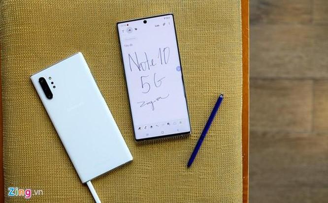Doanh số Galaxy Note10 phá kỷ lục, vượt xa S10 và Note9 ảnh 2