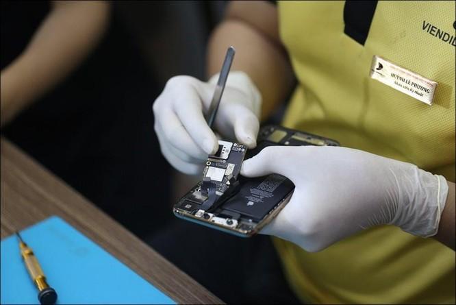 Tháo tung iPhone 11 Pro Max tại Việt Nam dù chưa mở bán ảnh 7