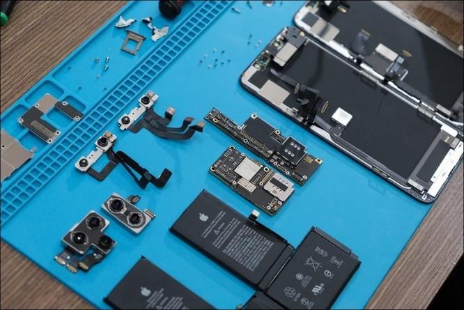 Tháo tung iPhone 11 Pro Max tại Việt Nam dù chưa mở bán ảnh 3