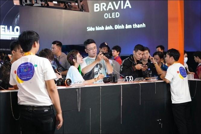 Sony Show 2019 trưng bày máy ảnh Alpha 7R IV, tai nghe chống ồn WF-XM3, robot Aibo ảnh 3