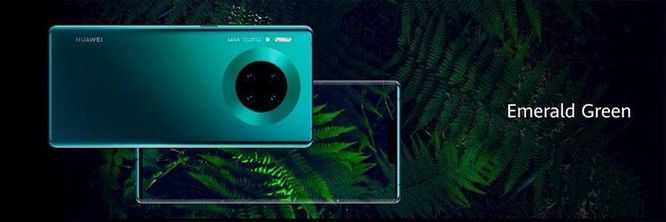 Huawei chính thức ra mắt Mate 30 và Mate 30 Pro: Cái gì cũng có, trừ ứng dụng Google ảnh 4
