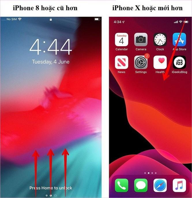 Hướng dẫn bật Dark Mode trên iOS 13 sau khi lên đời ảnh 1