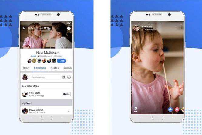 Tuần sau, Facebook khai tử tính năng tin trong nhóm ảnh 1