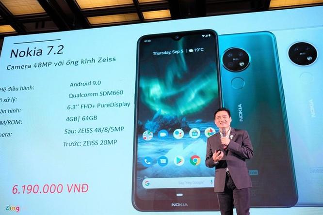 Nokia 7.2 về Việt Nam - 3 camera Zeiss, giá 6,2 triệu đồng ảnh 18