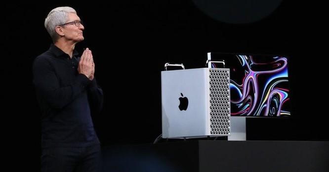 Apple xác nhận sẽ sản xuất Mac Pro mới tại Mỹ ảnh 1