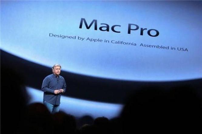 Apple xác nhận sẽ sản xuất Mac Pro mới tại Mỹ ảnh 2
