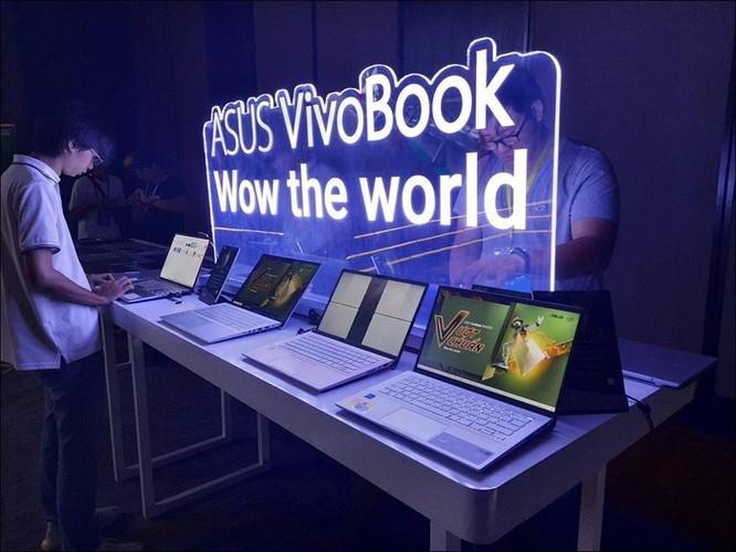 Asus giới thiệu dòng máy VivoBook S14/S15 mới, SSD 512GB, màn hình mỏng, giá từ 18,99 triệu đồng ảnh 5