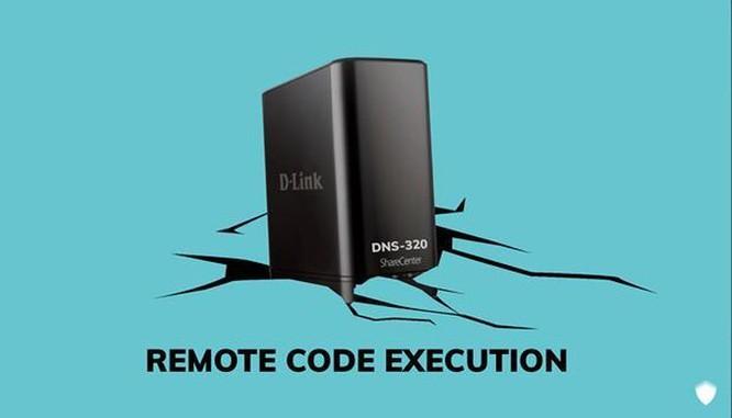 Phát hiện lỗ hổng bảo mật trong thiết bị lưu trữ dữ liệu của D-link ảnh 1