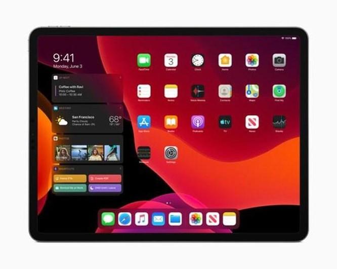 Apple chính thức phát hành hệ điều hành iPadOS 13.1 dành cho iPad ảnh 1