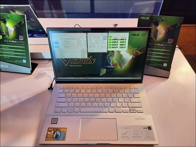 Asus giới thiệu dòng máy VivoBook S14/S15 mới, SSD 512GB, màn hình mỏng, giá từ 18,99 triệu đồng ảnh 4