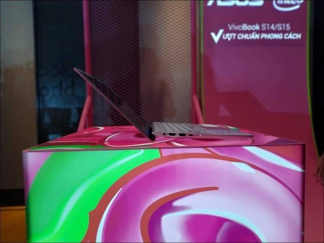 Asus giới thiệu dòng máy VivoBook S14/S15 mới, SSD 512GB, màn hình mỏng, giá từ 18,99 triệu đồng ảnh 6