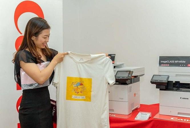 Lần đầu tiên Canon giới thiệu máy in dành riêng cho thị trường Việt Nam ảnh 3