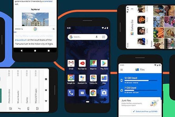 Google ra mắt Android 10 Go cho điện thoại giá rẻ ảnh 1